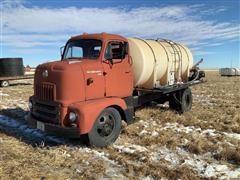 1952 International LC162 Water Truck