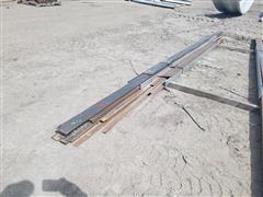 Flat Steel Stock