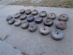 Great Plains Grain Drill Packer Wheels