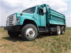 1979 International F1954 T/A Dump Truck