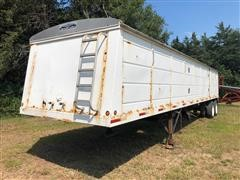 2003 Mauer T/A Grain Trailer