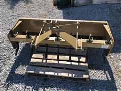 Land Pride BB2572 Box Scraper