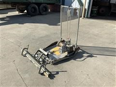 National 71 Powered Carpet Puller
