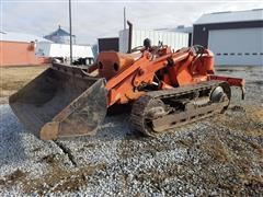 1953 Allis-Chalmers HD 5 Crawler Tractor W/Shovel & Ripper