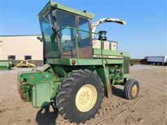 1977 John Deere 5460 Forage Harvester