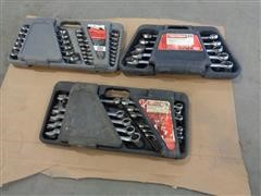 Craftsman Shop Tools/Combination Wrench Sets