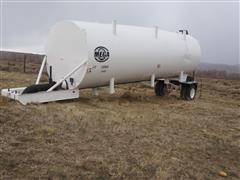 Mega Corp MPT 12 T/A 12000 Gallon Onsite Storage Tank