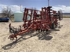 2007 Krause TL6400 18' Landstar Field Cultivator