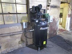 American Industrial CI523E80V 80 Gal 5HP Shop Air Compressor