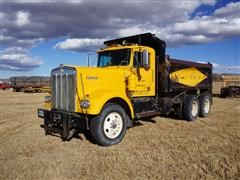 1971 Kenworth W924 T/A Dump Truck