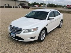 2010 Ford Taurus SEL Car