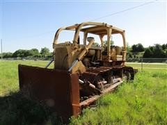 1972 Caterpillar D6C Dozer