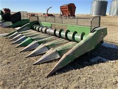 John Deere 853 8 Row Crop Header