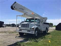 2001 International 4700 Bucket Truck