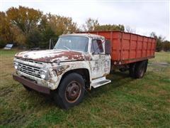 1964 Ford F600 Grain Truck