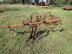 Allis-Chalmers 2 Row Cultivator