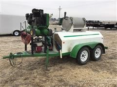 2009 Palmer PLB-600 T/A Fuel Trailer