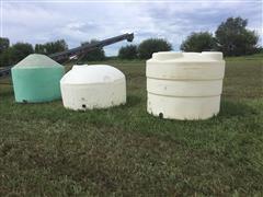 Poly Fertilizer Tanks
