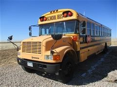 1997 International Blue Bird 77 Passenger Bus