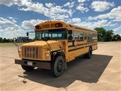 1996 GMC Bluebird Bus
