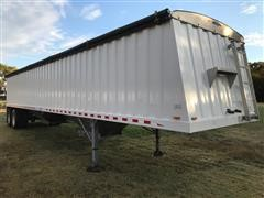 2005 Jet Co T/A Grain Trailer