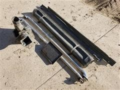 2007 Dodge Short Box 6' Tonneau Cover/Side Rails