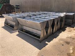 Aqua Feeder Stainless Steel Hog Feeders