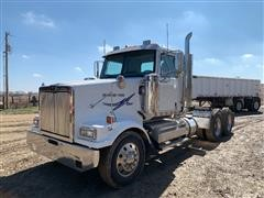 2004 Western Star 4900 T/A Day Cab Truck Tractor