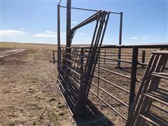 Crow Valley Gates