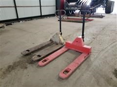 Multiton & GS Hydraulic Pallet Jacks