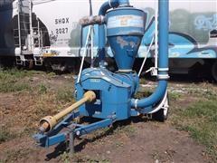 Kongskilde Cushion Air 700 Turbo Portable Grain Vac