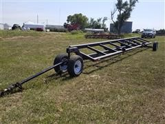 Maurer M32 Header Trailer