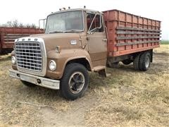 1973 Ford LN750 S/A Grain Truck (INOPERABLE)