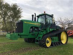 2004 John Deere 9520T Tracked Tractor