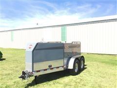 2016 LDJ FST750 Thunder Creek T/A Fuel Trailer