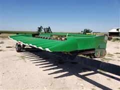 Clarke Machine 1615 Custom Corn Head