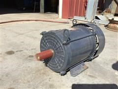 Dayton 3KX07 Electric Motor