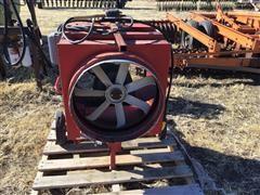 GE 5KC182AG24 Grain Bin Fan