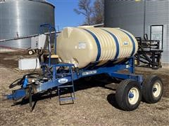Broyhill 9690 Trailmate Pull-Type Sprayer