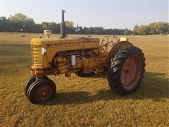 1948 Minneapolis-Moline UTU 2WD Tractor (INOPERABLE)