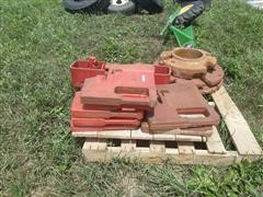 International Farmall Tractor Weights