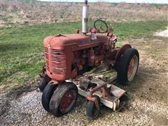 McCormick Farmall 2WD Tractor