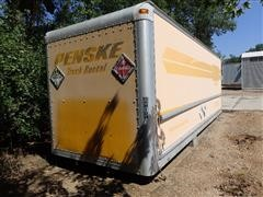 "2006 Morgan GYFD10326102 26'X102"" W/Roll Up Door Cargo Body"