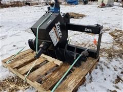 Lowe 750CLH Hydraulic Driven Auger