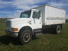 1991 International 4700 Grain Truck