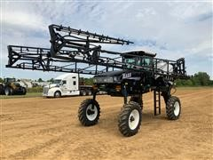 2017 GVM Mako 450 Self-Propelled Sprayer