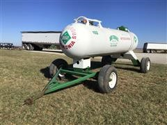 Trinity Anhydrous Tank