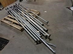 Cargo STA Load Locks Rear Door Power Brace Door Handle