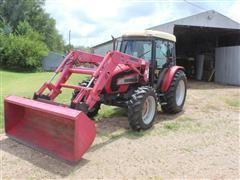 2006 Mahindra 7010 MFWD Tractor