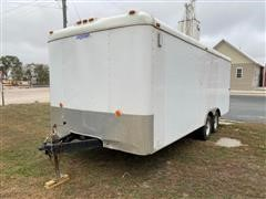 2005 Enclosed T/A Trailer